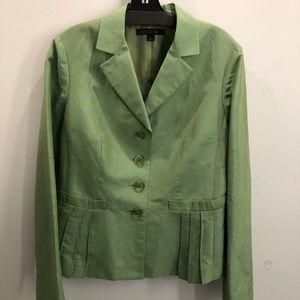 Silk jacket/blazer